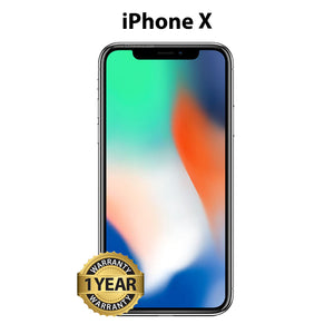 iPhone X Used Grade A Unlocked