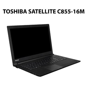 "TOSHIBA SATELLITE C855-16M -15.6""-  6GB- 500GB"