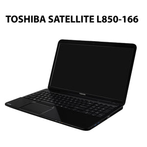 "TOSHIBA SATELLITE L850-166  -15.6""-  8GB- 640GB"