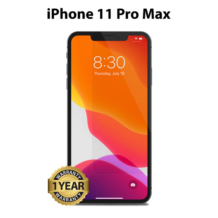 iPhone 11 Pro Max Used Grade A+ Unlocked