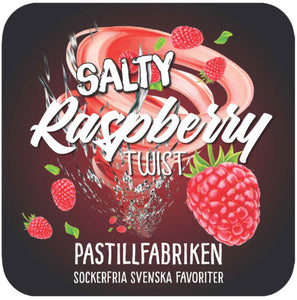 SALTY RASPBERRY TWIST