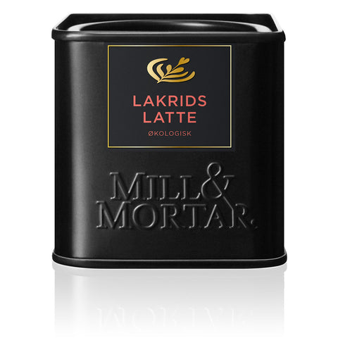 MILL & MORTAR - LAKRITS LATTE