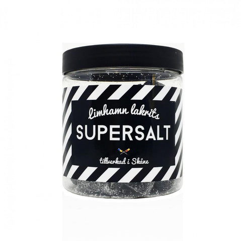LIMHAMN LAKRITS - SUPERSALT