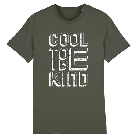 T-shirt Homme - Cool to be kind - coton bio