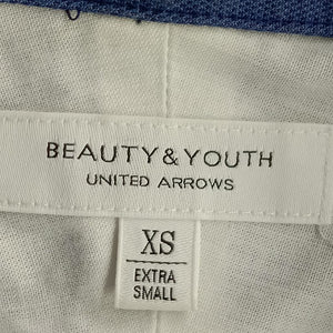 BEAUTY&YOUTH UNITED ARROWS 半袖シャツ メンズ XS