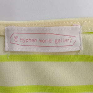 E hyphen world gallery ワンピース レディース FREE