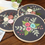 Load image into Gallery viewer, Ribbons Embroidery Kits Assorted Patterns
