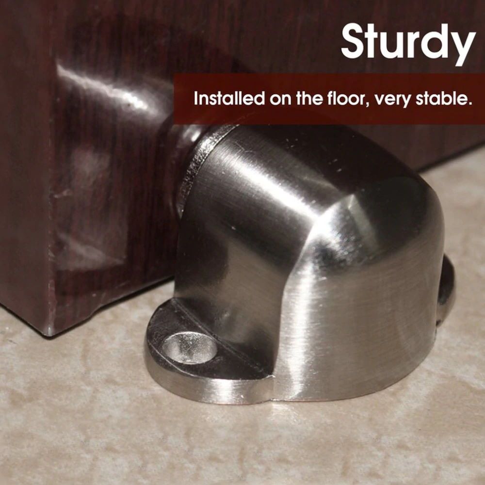 Strong Magnetic Door Stopper with Supporting Powerful Mini Door Stop