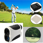 Load image into Gallery viewer, 440yards Golf Laser Rangefinder Slope Compensation Angle Scan Pinseeking Club + Case