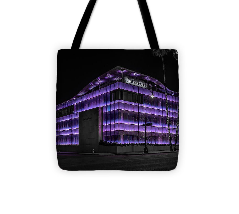 LA Night Out - Tote Bag