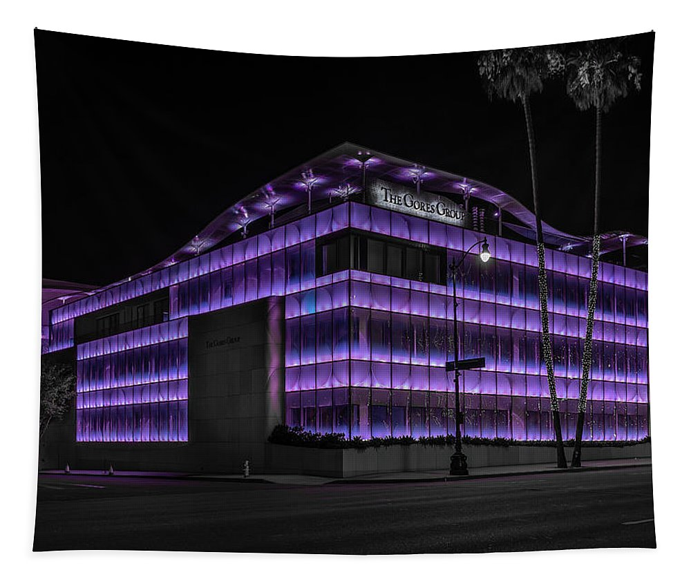 LA Night Out - Tapestry