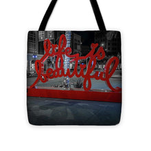 Load image into Gallery viewer, LA Night Out - Tote Bag