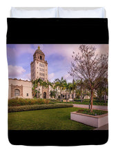 Load image into Gallery viewer, Beverly Hills City Hall 1 - Duvet Cover