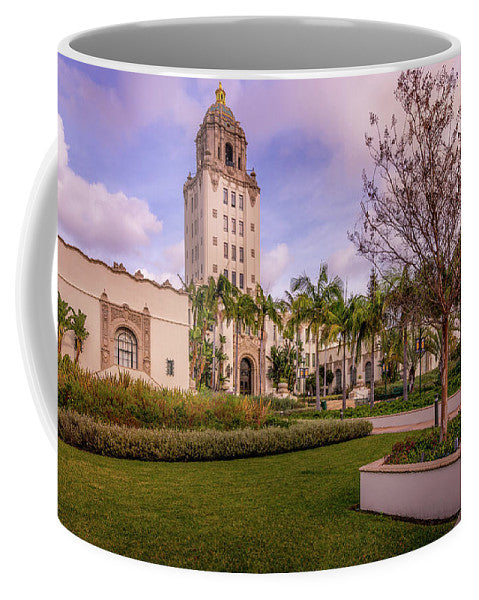 Beverly Hills City Hall 1 - Mug