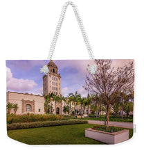 Load image into Gallery viewer, Beverly Hills City Hall 1 - Weekender Tote Bag