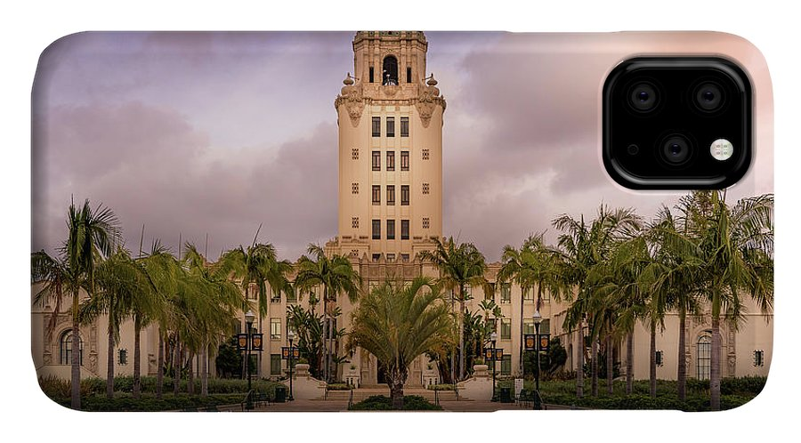 Beverly Hills City Hall 2 - Phone Case