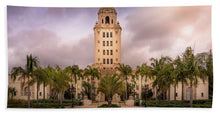 Load image into Gallery viewer, Beverly Hills City Hall 2 - Bath Towel