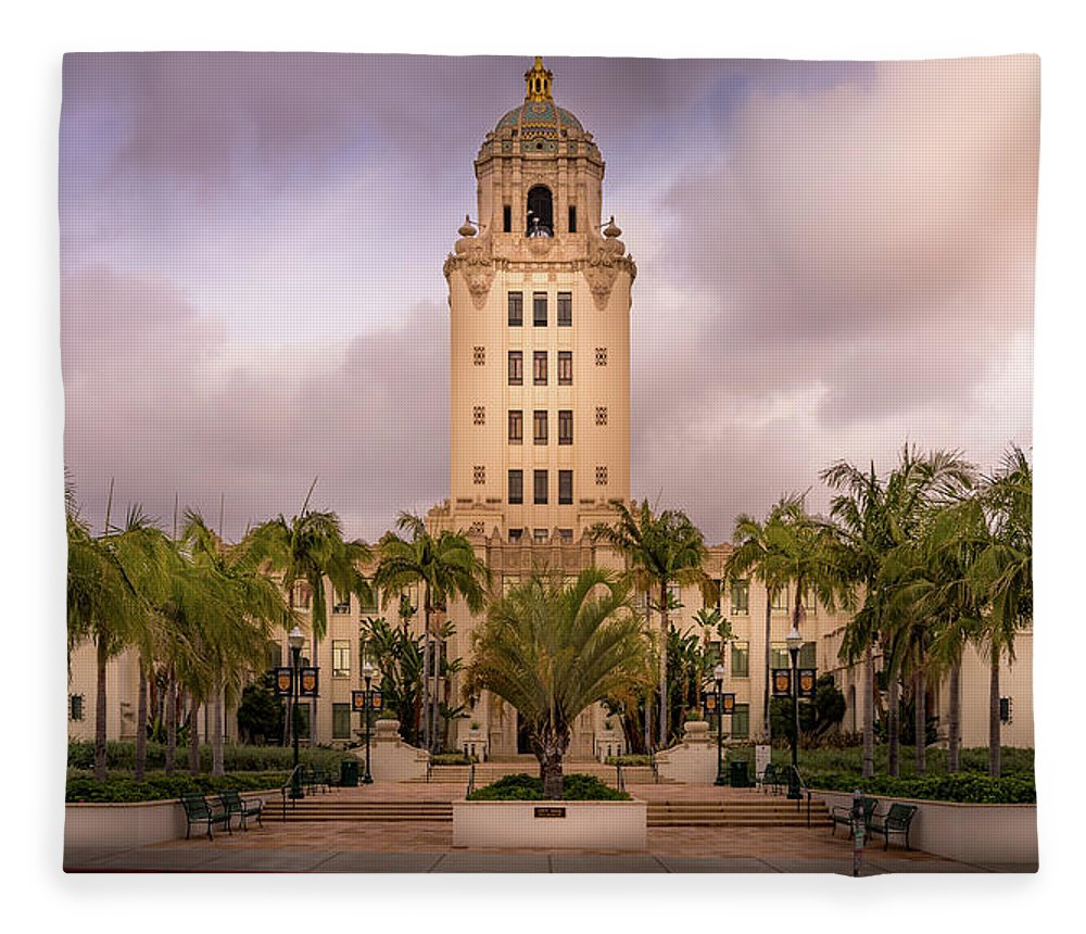 Beverly Hills City Hall 2 - Blanket