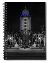 Load image into Gallery viewer, BH City Hall - Spiral Notebook