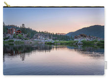 Load image into Gallery viewer, Big Bear Lake Sunset - Carry-All Pouch