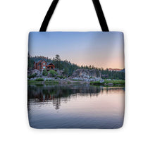 Load image into Gallery viewer, Big Bear Lake Sunset - Tote Bag