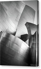Load image into Gallery viewer, Black and White Curves - Canvas Print