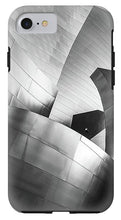 Load image into Gallery viewer, Black and White Curves - Phone Case