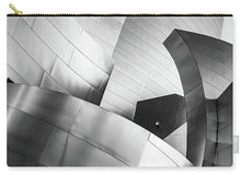 Load image into Gallery viewer, Black and White Curves - Carry-All Pouch