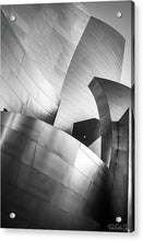 Load image into Gallery viewer, Black and White Curves - Acrylic Print