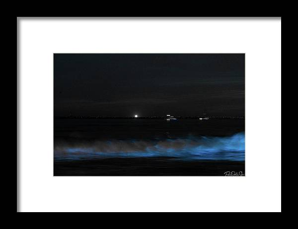 Blue Wave - Framed Print