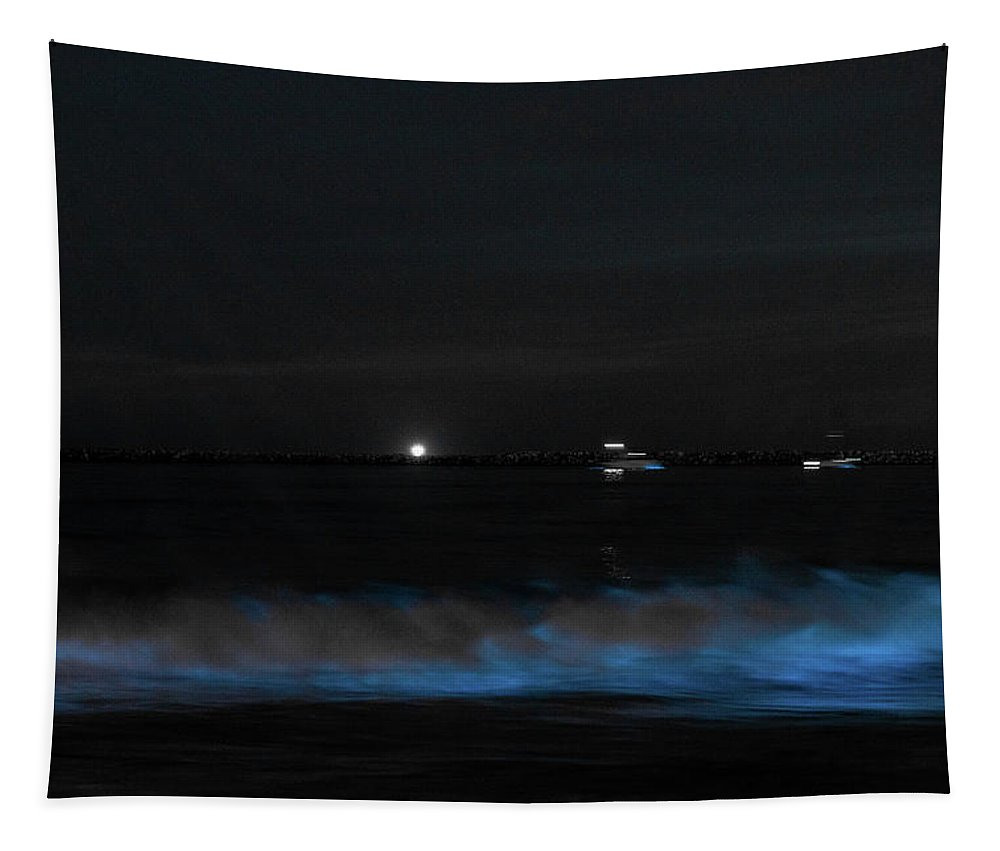 Blue Wave - Tapestry