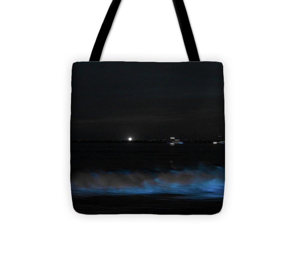 Blue Wave - Tote Bag