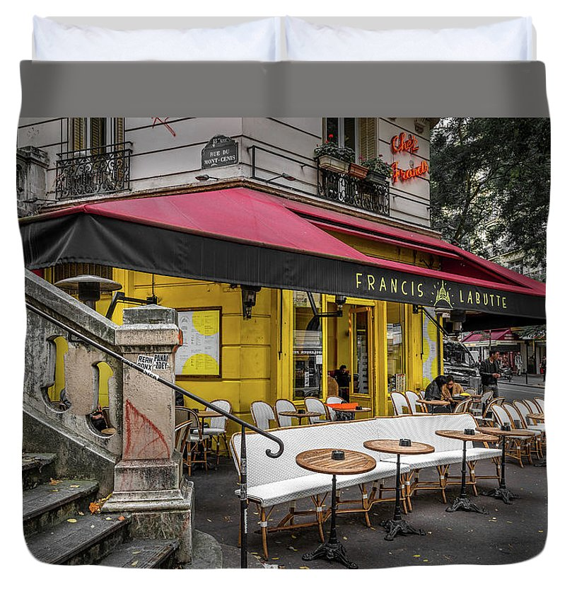 Coffee Time - Duvet Cover