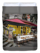 Load image into Gallery viewer, Coffee Time - Duvet Cover
