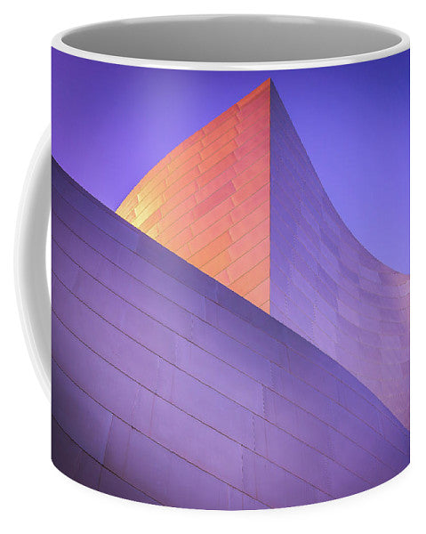 Color Curves - Mug