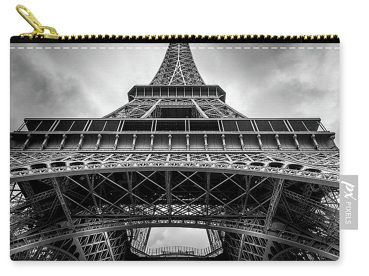 Eiffel Tower High - Carry-All Pouch