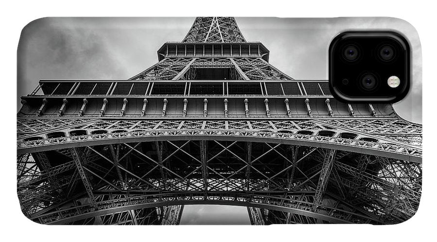 Eiffel Tower High - Phone Case