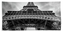 Load image into Gallery viewer, Eiffel Tower High - Bath Towel