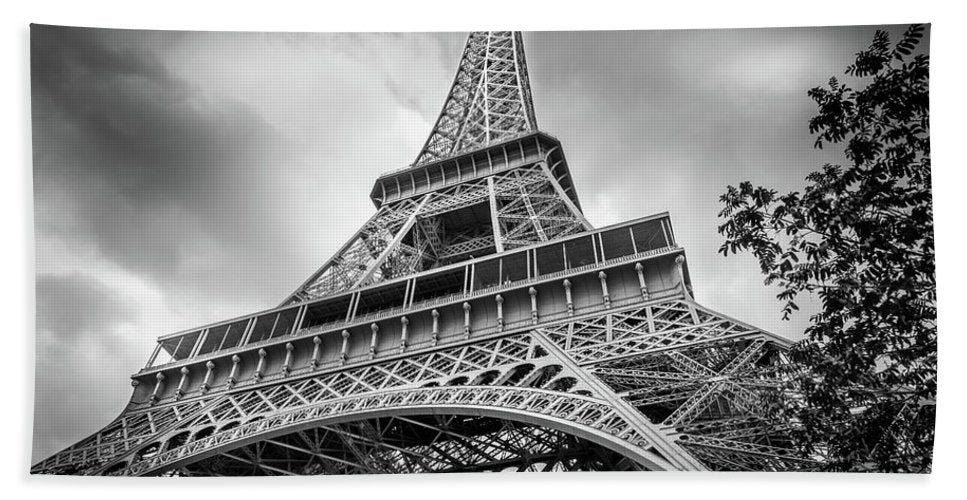 Eiffel Tower - Beach Towel