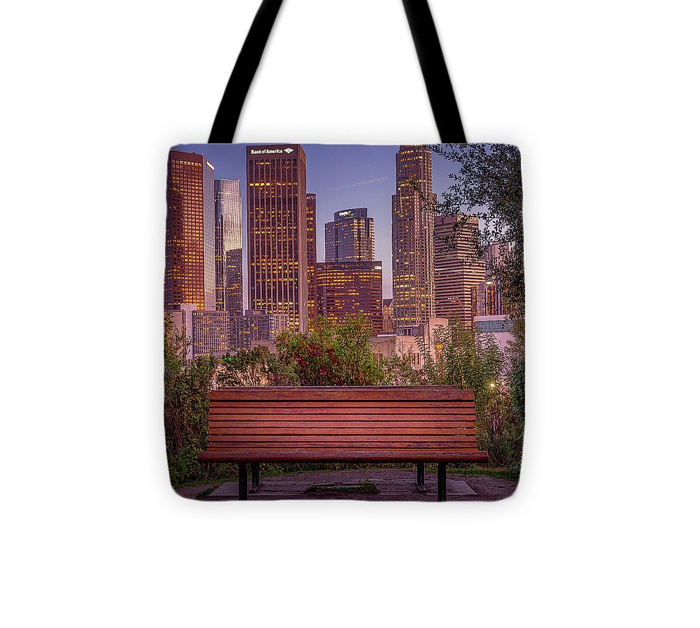 Empty Bench - Tote Bag