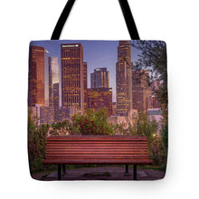 Load image into Gallery viewer, Empty Bench - Tote Bag