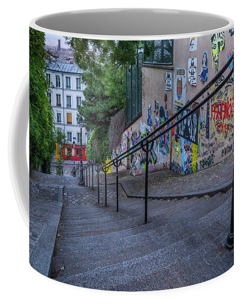 Graffiti Stairways - Mug