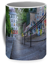 Load image into Gallery viewer, Graffiti Stairways - Mug
