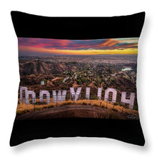 Load image into Gallery viewer, Hollywood - Throw Pillow