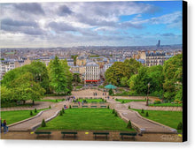 Load image into Gallery viewer, Horizon of Paris - Canvas Print