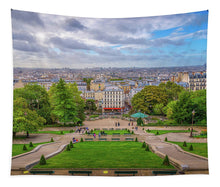 Load image into Gallery viewer, Horizon of Paris - Tapestry