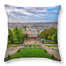 Load image into Gallery viewer, Horizon of Paris - Throw Pillow