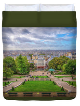 Load image into Gallery viewer, Horizon of Paris - Duvet Cover