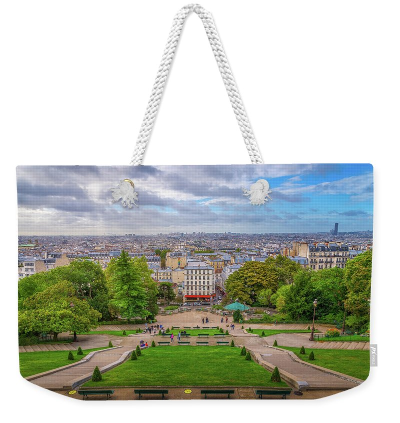 Horizon of Paris - Weekender Tote Bag