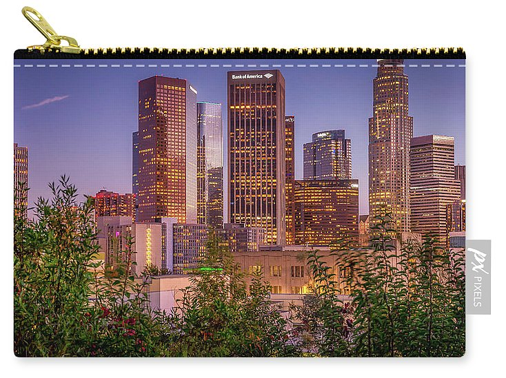 LA Skyline - Carry-All Pouch